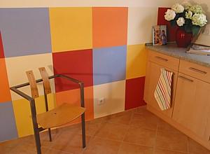 petra schumacher farbige wandgestaltung - Farbige Wandgestaltung